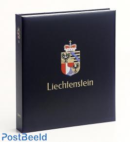Luxe binder stamp album Liechtenstein (Without Number)