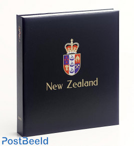 Luxe stamp album New Zealand IV 1996-2002