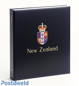 Luxe stamp album New Zealand binder III