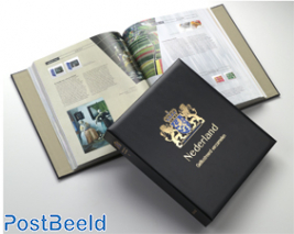 Luxe binder stamp album Netherlands Illustrated Collecting IV