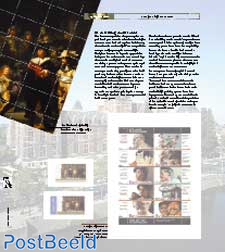 Luxe stamp album contents Illustrated Collecting I 2000-2007