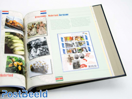 Davo luxe supplement Illustrated collection Netherland 2020