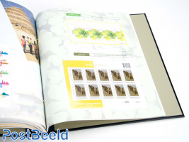 Davo luxe supplement Netherlands Illustrated Collection Sheets 2020