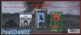 World War I 3v m/s