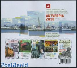 Antverpia 2010 5v m/s