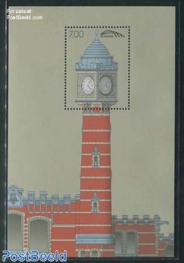Railway stamps, Gand St-Pieters s/s