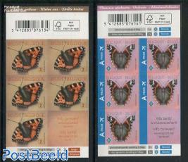 Butterflies 2 foil sheets