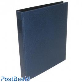 HB GMS standard binder + slip case blue