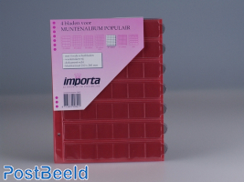 Importa Coin Pages Popular - 42 Pockets