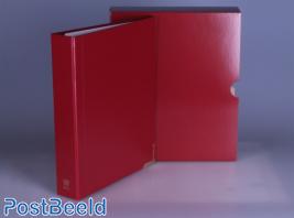 Importa Standard Binder - Red