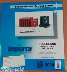 Importa Juweel Supplement Netherlands Sheets 2020