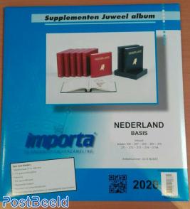Importa Juweel Supplement Netherlands 2020