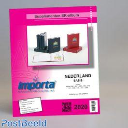Importa Sk Basic sheets Netherlands 2020