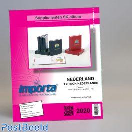 """Importa SK supplement Netherlands """" Typisch Nederlands"""" 2020"""