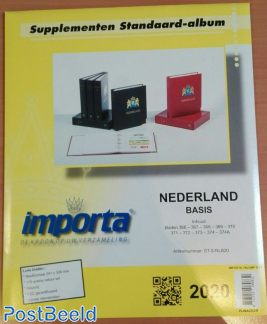 Importa Standard Supplement Netherlands 2020 (Basic)