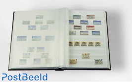 Leuchtturm Basic Stockbook 32 White Pages (A4) Green