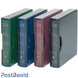 Leuchtturm DP Perfect Classic Turn-Bar Binder + Slipcase - Blue