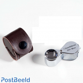 Leuchtturm Precision Magnifier Chrome-Plated