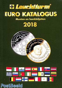 Leuchtturm Euro Catalogue 2018