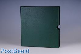 KA anti-dust slip case green