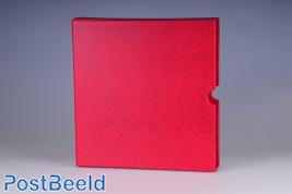 KA anti-dust slip case red