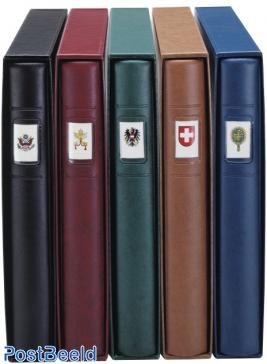 Lindner standard binder in red + cassette