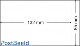 500 glassine bags 85x132mm
