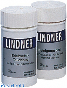 Lindner Coin Cleaning Liquid for  Brass, Nickel, Copper & Pewter