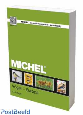 Michel Topical Catalogue Birds - Europe, 4th edition