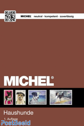 Michel Catalogue Dogs