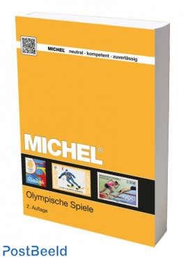 Michel Topical Catalogue Olympic Games, 2nd edition