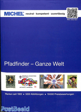 Michel Catalogue Scouting, 2nd edition