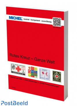 Michel Red Cross catalogue