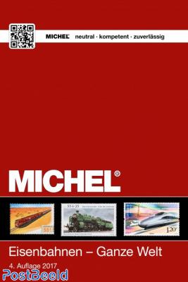 Michel Catalogue Railways, 4th edition