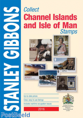 Stanley Gibbons Collect Channel Islands & Isle of Man