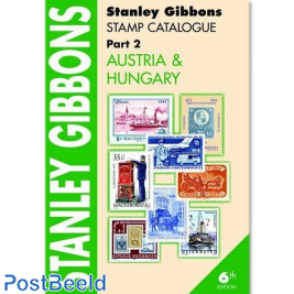Stanley Gibbons Europe Volume 2: Austria and Hungary