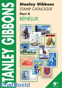 Stanley Gibbons Europe Volume 4: Benelux