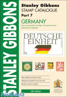 Stanley Gibbons Europe Volume 7: Germany