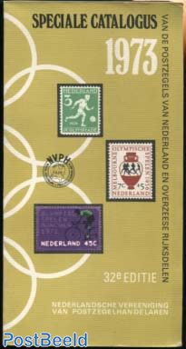 NVPH Speciale Catalogus 1973
