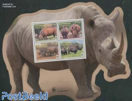 WWF, Rhino s/s