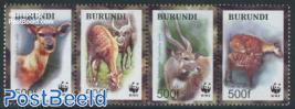 WWF, Sitatunga 4v [:::] or [+]