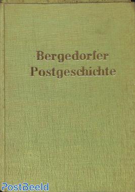 Karl Knauer, Bergedorfer Postgeschichte von den Anfängen bis 1868