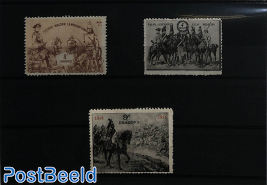 Collection of 3 seals