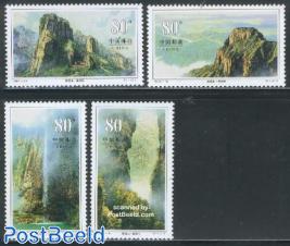Yandang mountain 4v