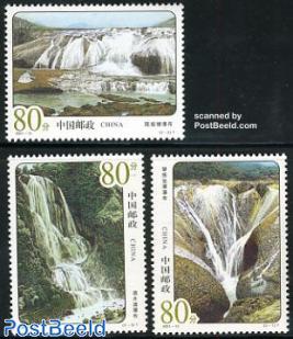 Water falls 3v