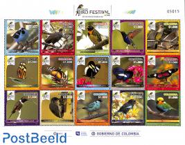 Risaralda bird festival 15v m/s