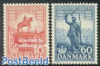 1000 years Denmark 2v