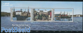 Nordafar 3v m/s, joint issue Greenland