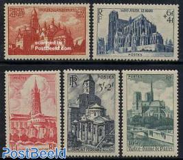 Cathedrals 5v