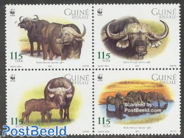 WWF, Water Buffel 4v [:::] or [+]